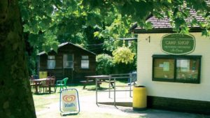 Debden House & Camp Site