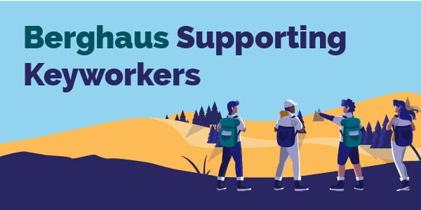 Berghaus supporting key workers