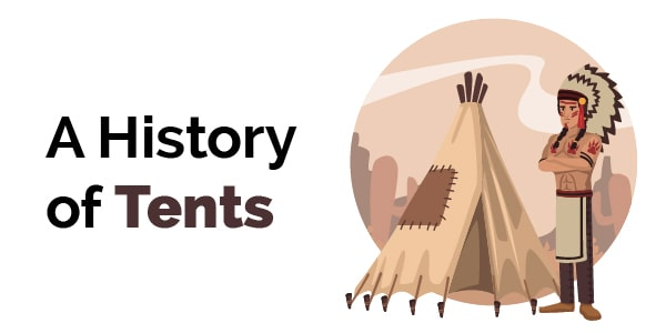 A history of tents