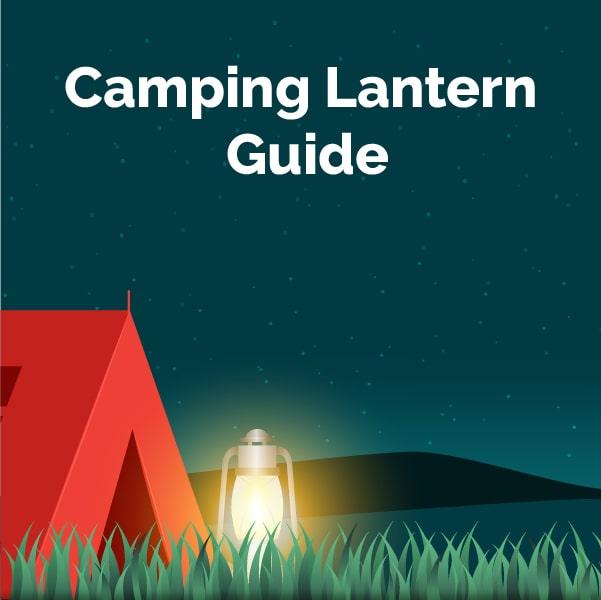 Camping lantern guide
