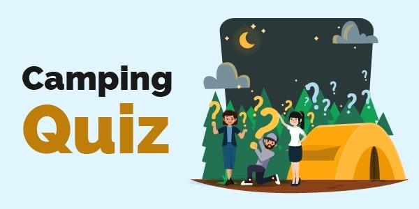 camping quiz