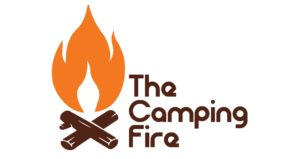 The Camping Fire Logo