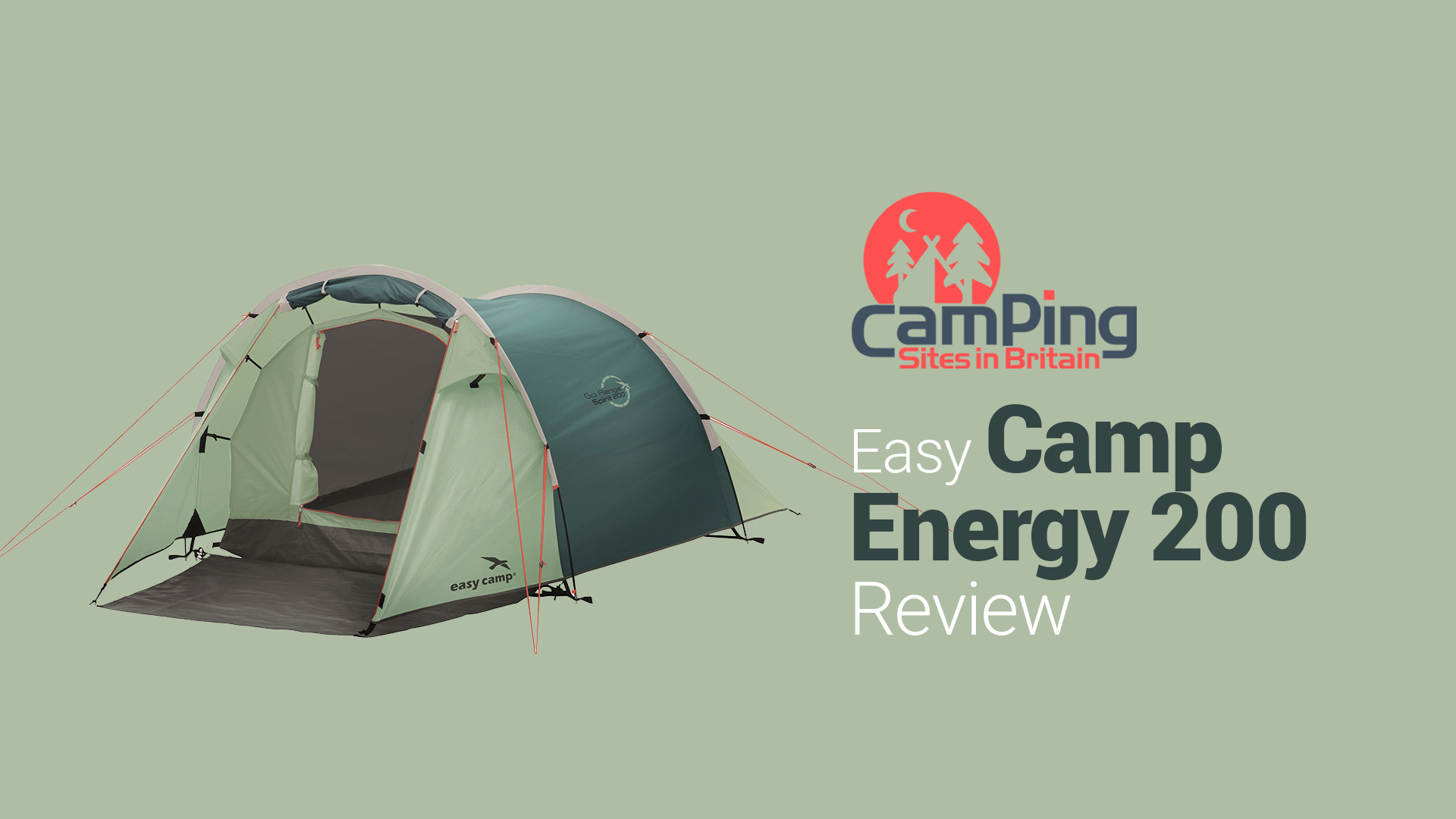 Easy Camp Energy 200 Review